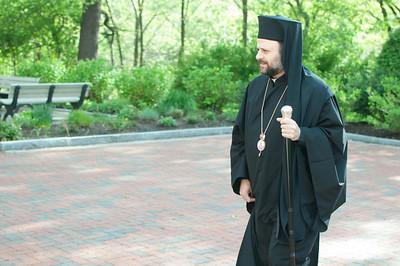 Bishop Nicholas Visit