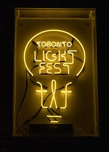 Toronto Light Festival - February 2019