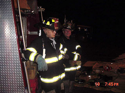 Extrication Drill 4-19-02
