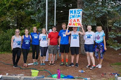 MHS Swim Car Wash 09-10-17