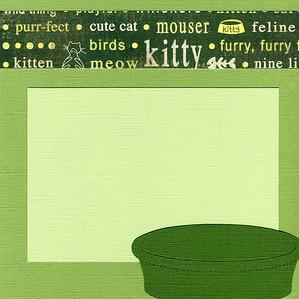 Album - Cat Brag Book