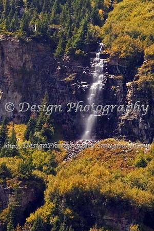 Waterfalls and Lakes
