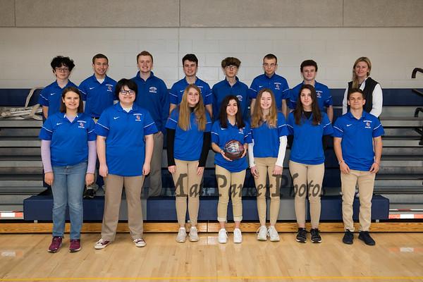 2021-3-2 WHS Bowling Team