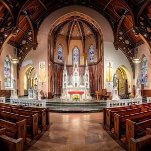 St. Lawrence Martyr Church