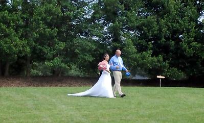 Katie and Seth's wedding