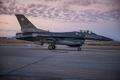 F-16 F-35 Luke AFB