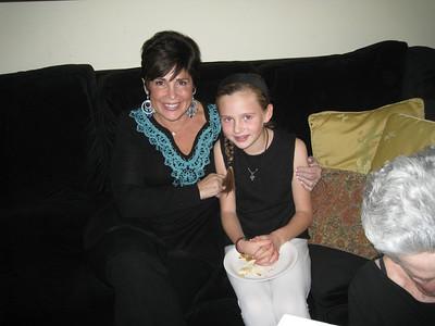 Donna Visits