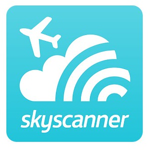 Skyscanner App Icon