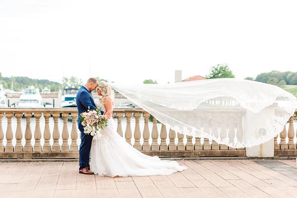Michael + Samoni | Grand Dunes Marriott Wedding