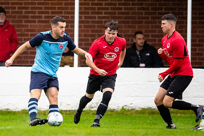 Knowle FC vs Solihull Utd FC - 3rd Oct 2020