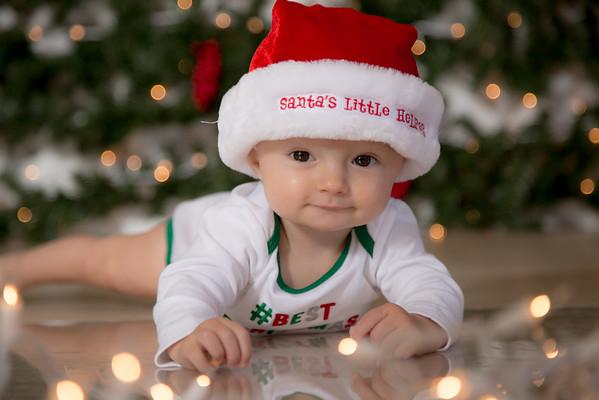 Brooklynn's 1st Christmas