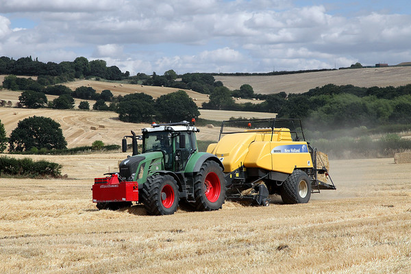 Harvest Time in Grimethorpe
