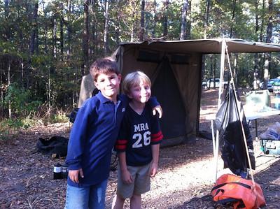 Camp Hood October 2010