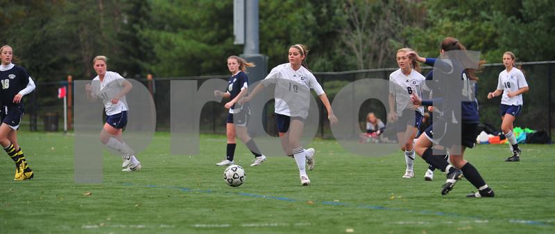 2010-10-15 South Side HS Girls Soccer vs Bethpage HS