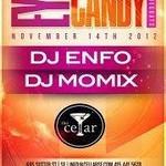 Eye Candy @ The Cellar -SF 11.14.12
