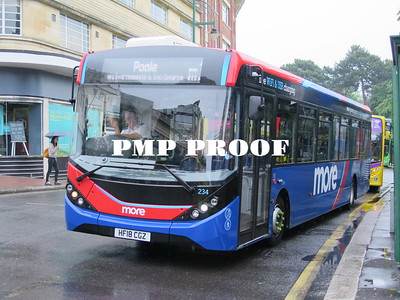 BOURNEMOUTH BUSES JUNE 2018