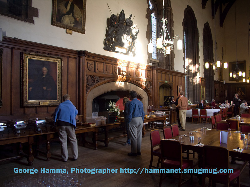 Durham Castle Great Hall
