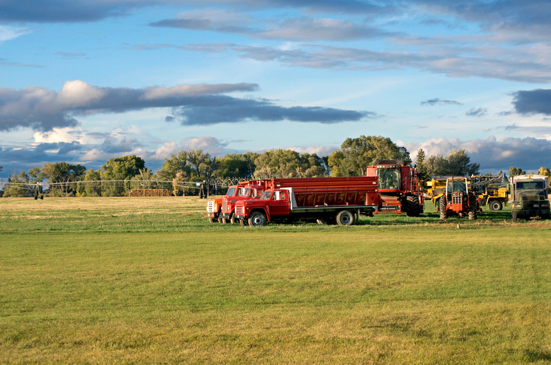 Farm trucks