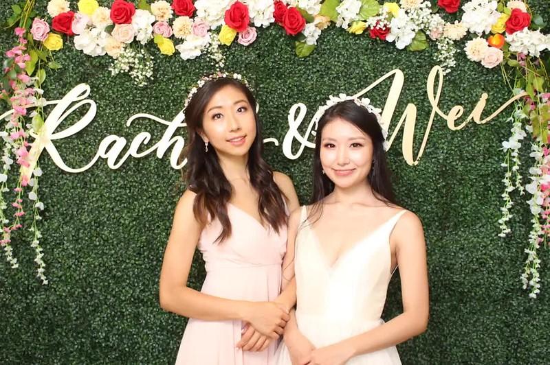 10-20-19 Rachel & Wei