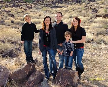 Eli Hall Family