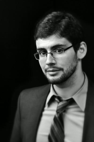Jason Dixson headshot portrait.