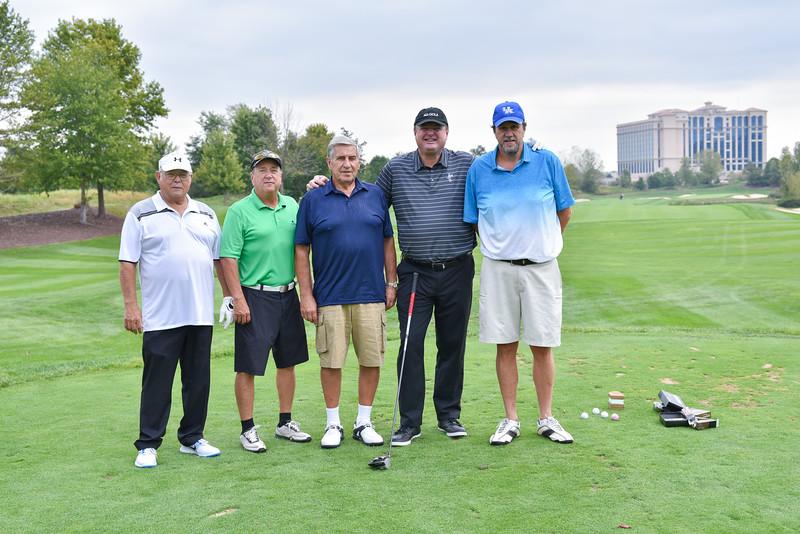 Celebrity Golf Scramble