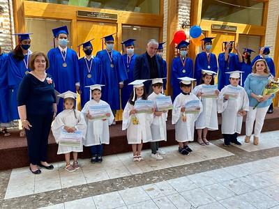 Tenafly Kirikian School Graduation (Jun. 2021)