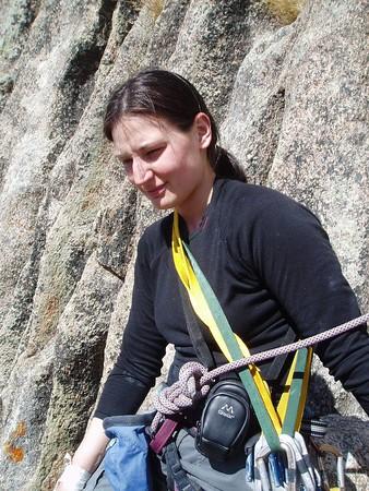 Lumpy Ridge-March 2004