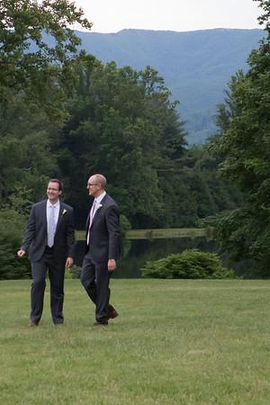 Stephen And Geoffery's Wedding