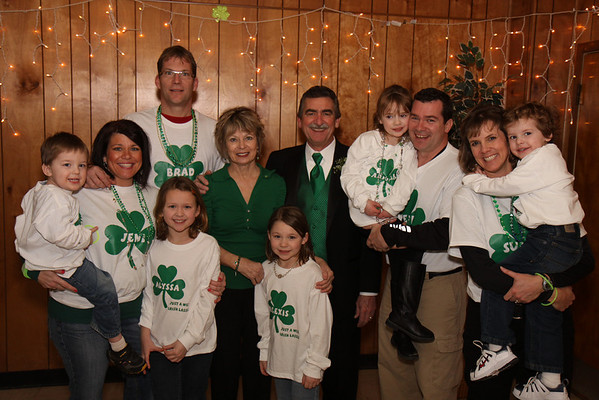 Pre-St. Patrick's Day Fundraiser 2012
