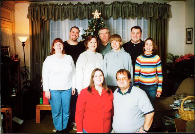 Stephanie, Tait, Christina, Jeanette, Ben Fruehling, Jackie, Kris, Terry, Marcus