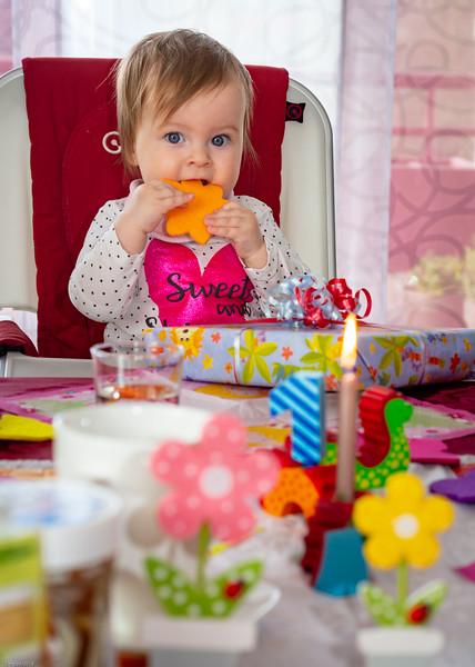 Erste Geburtstagsparty / 1st Birthday Party