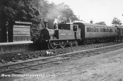 Highland Railway 0P 0-4-4 Tank