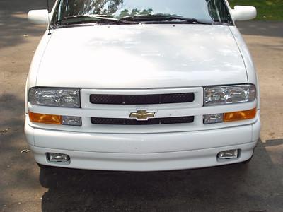 1996 S-10 SS