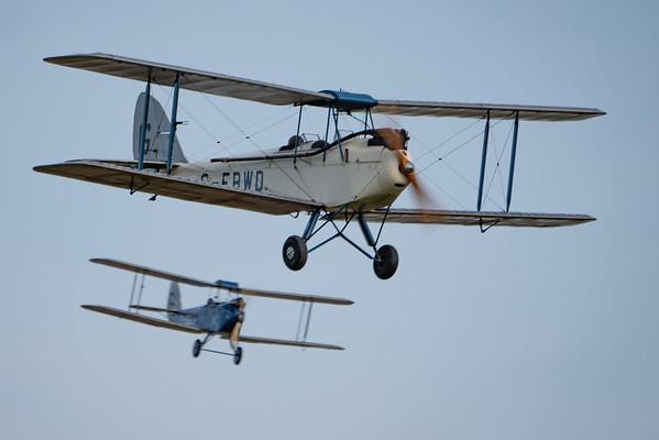 Mock Air Race