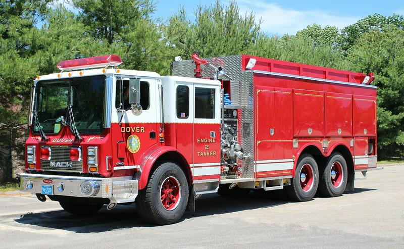 Engine 2 2000 Mack MC / Murphy 1500 / 4000