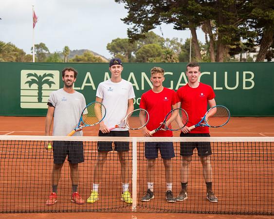 LMC Tennis Exhibition 10th Aug'18