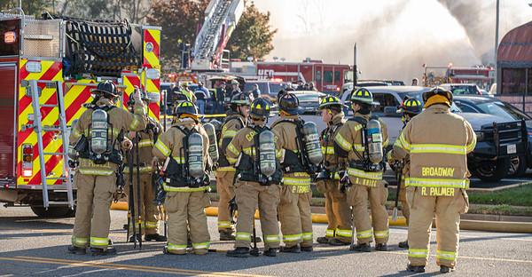 2020 Third Alarm Incident Harrisonburg