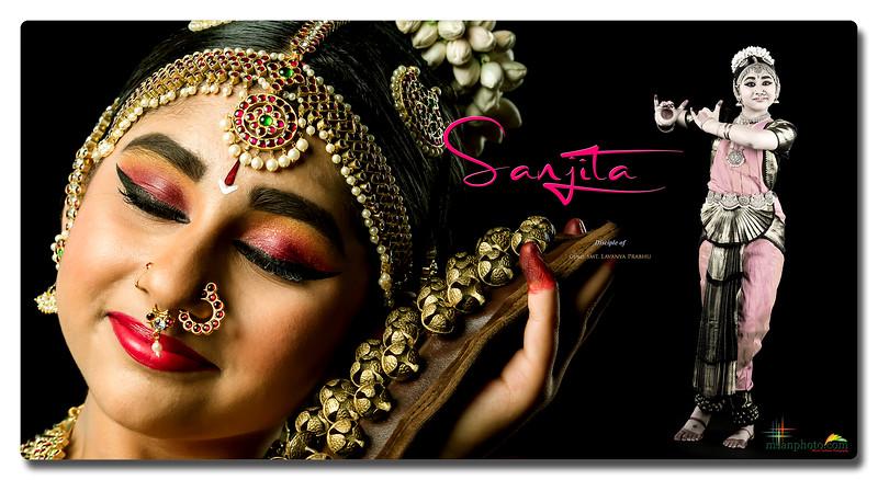 Sajita's Pre-Arangertam Portraits 2021