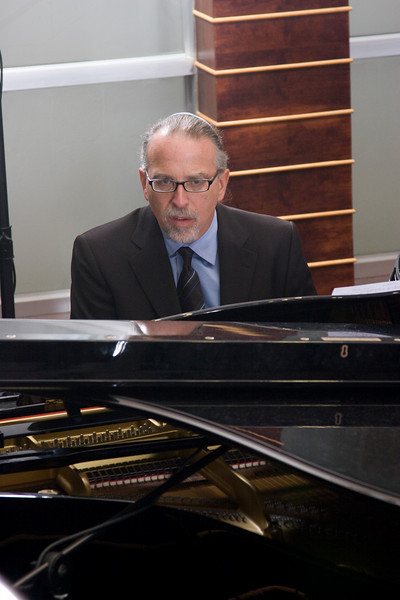 Bob Litman, piano -- Siyum HaTorah -- Beth El's Project 613: Writing a Torah