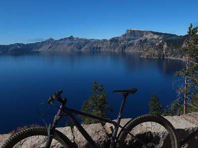 Shasta/Crater Lake/Newberry Caldera bike trip, 9.27 - 10.4, 2021