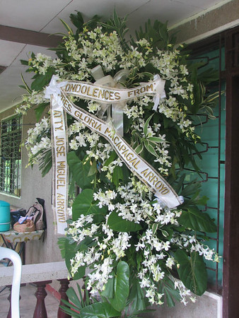 Tito Jose Wake and Burial