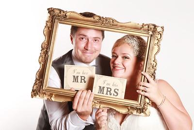 Danni & Rob's Photo Booth!