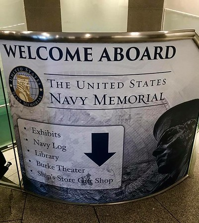 Navy Museum and Banquet Oct 2017