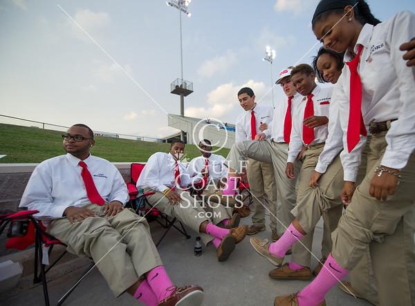 2012-10-14 Football Varsity Westside v Lamar @ Delmar