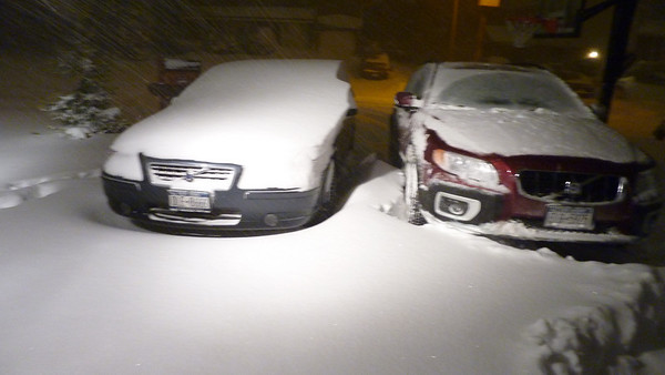 Winter Snow 09-10