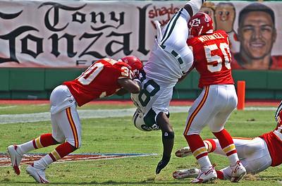 9/11/2005 - New York Jets vs. Kansas City Chiefs - Arrowhead Stadium - Kansas City, MO