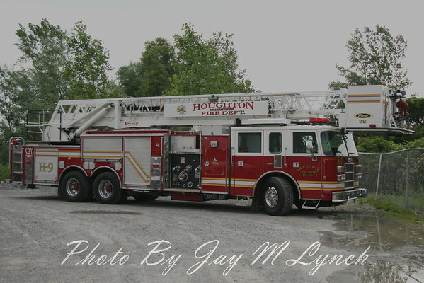 Houghton Fire Department