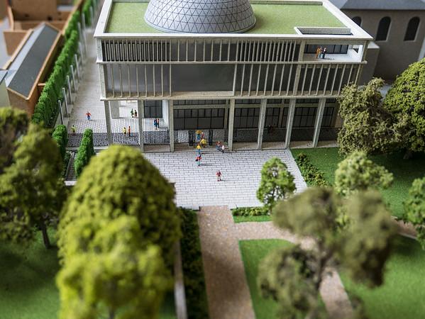 ES Architectural model