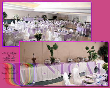 Catering Plus Layout & Decor
